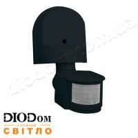 Датчик движения Horoz CORONA 1000W 180° черный