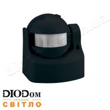 Датчик движения Horoz LINEA 1200W 180° черный