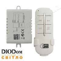 Дистанционный выключатель 1 канал 1000W дистанция 30-60м HOROZ