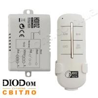 Дистанционный выключатель 2 канала 1000W дистанция 30-60м HOROZ