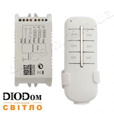 Дистанционный выключатель 3 канала 1000W дистанция 30-60м HOROZ