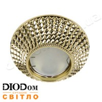 Светодиодный светильник Feron CD003 MR16 50W золотой