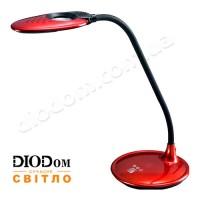Настольная лампа IREM LED 5W (красный) HOROZ