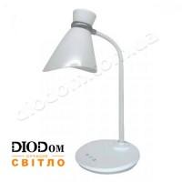 Настольная лампа LIVA LED 6W (белый) HOROZ