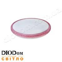Светильник светодиодный Horoz GHOST 36 Вт 6400К (розовый)
