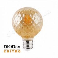 Лампа светодиодная Filament RUSTIC TWIST 4W 2200К E27 HOROZ