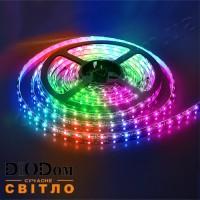 Светодиодная лента Biom Professional 14,4W 60LED 5050 IP20 FRGB