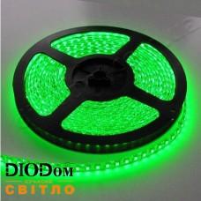 Светодиодная лента Biom Standart 9,6W 120LED 3528 IP20 зеленый