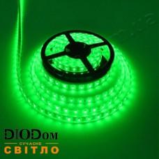 Светодиодная лента Biom Standart 4,8W 60LED 3528 IP20 зеленый