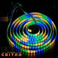 Светодиодная лента Biom Professional 18W 60LED 5050 IP20 RGBW