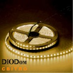 Светодиодная лента 60 LED 5050 IP20 (теплый белый) 14,4W BIOM