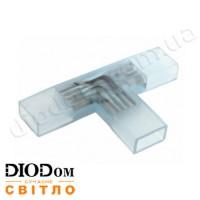 Коннектор Biom 220В 5730 на 120 диодов 3 разъема+2pin