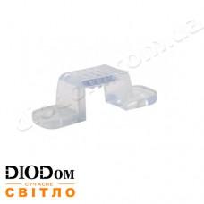 Монтажная клипса для светодиодных лент (LD-XS-E13) 220В 5050 и 3014 BIOM