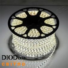 Светодиодная 180 LED лента 220V SMD2835 IP67 (холодный белый) 4W BIOM