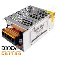 Не герметичный блок питания TR-36 DC12 36W 3А IP20 BIOM