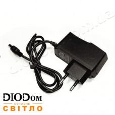 Розеточный блок питания PL-12 DC12 12W 1А IP20 BIOM
