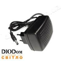 Розеточный блок питания PL-24 DC12 24W 2А IP20 BIOM