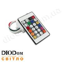 Контроллер Biom SPI Dream Color с IR-пультом 24 кнопка 512pix 6А 144W