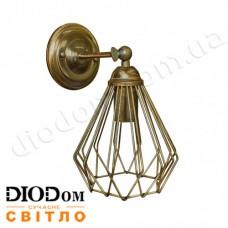 Бра наклонная Loft NL 05371-1 BronzeУкраина