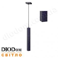 Светильник потолочный подвесной Loft MR 4050 Black Украина квадратный