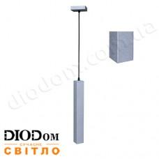 Светильник потолочный подвесной Loft MR 4050 Grey Украина квадратный