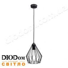 Светильник потолочный подвесной Loft NL 05371 Black Украина