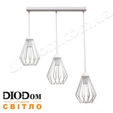 Светильник потолочный подвесной Loft NL 05371-3 White Украина