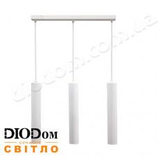 Светильник потолочный подвесной Loft NL 3522-3 White Украина