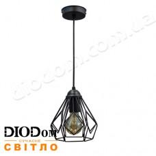 Светильник потолочный подвесной Loft NL 538 Black Украина