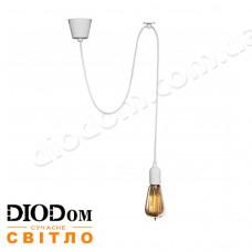 Светильник потолочный подвесной Loft NL 149-1 White Украина