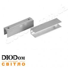 Крепление Biom для неоновых лент 5см 8х16 алюминий
