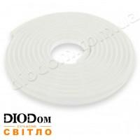 Гибкий светодиодный неон Biom 12В 120led smd3528 IP65 теплый белый