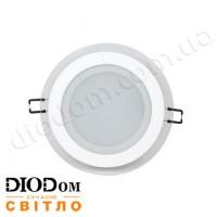 Светильник круглый Horoz CLARA-12 12W 6400K врезной