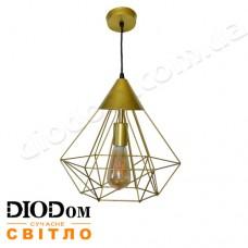 Светильник потолочный подвесной Loft NL 0538 Gold Ukraine