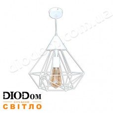 Светильник потолочный подвесной Loft NL 0538 White Ukraine