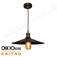 Светильник потолочный подвесной (патрон бронза) Loft NL 117-260 Ukraine