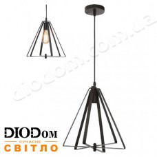 Светильник подвесной MAXWELL Loft 021-012-0001 Е27 HOROZ