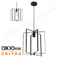 Светильник подвесной NOBEL Loft 021-013-0001 Е27 HOROZ