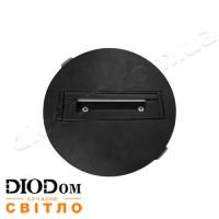 Основа для трековых светильников Horoz MONOPOINT 16А черный