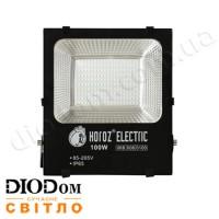 Светодиодный прожектор Horoz LEOPAR-100 100W 6400К IP65