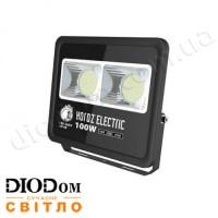 Светодиодный прожектор Horoz LION 100W 6400К IP65