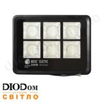 Светодиодный прожектор Horoz LION 200W 6400К IP65